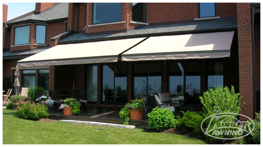 retractable awnings kohler awning