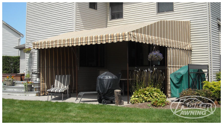 Hipped Patio Awnings Kohler Awning