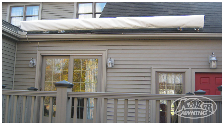 Retractable Awning Accesories Kohler Awning