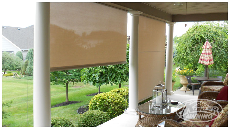 Springs Window Fashions Shades Motorized Solar Hd